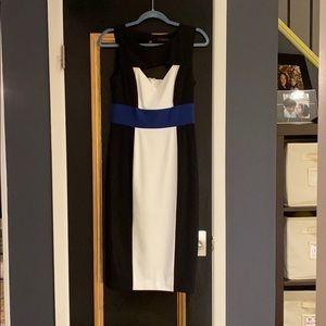 BCBG MAXAZRIA dress.